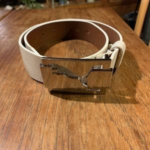 Puma Genuine Leather Belt